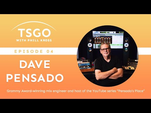 The Show Goes On with PhiLL Kross: Episode 4 – Dave Pensado (Grammy-Award winning mix engineer)
