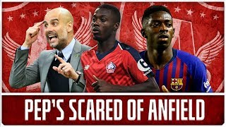 PEPE WANTS LIVERPOOL & DEMBELE AVAILABLE | LFC Transfer News & Chat