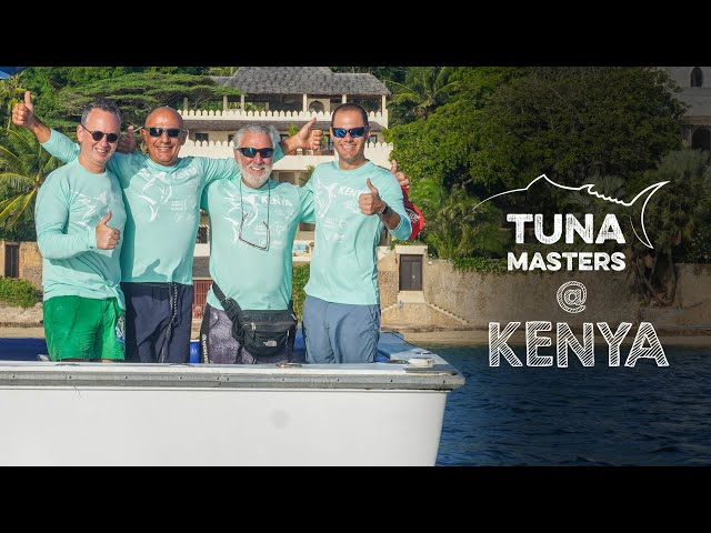 Tuna Masters in Kenya, - The Teaser - Jigging, Popping & Deep Sea Fishing (Malindi & Lamu)