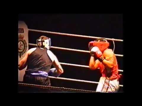 Michael boxing