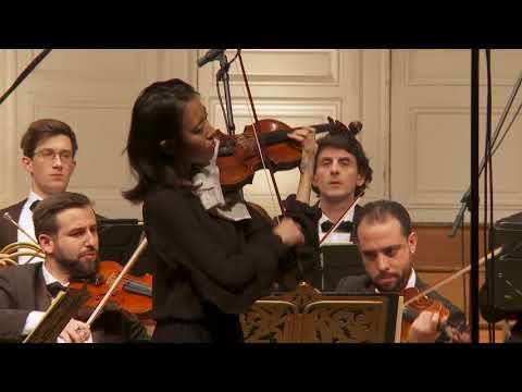 Pleyel, Violin Concerto in D major, Ben 103/103a (3/3) - Orchestre de l'Alliance - Mi-Sa Yang