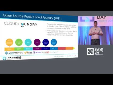 Opening Remarks - Dan Kohn, Executive Director, Cloud Native Computing Foundation