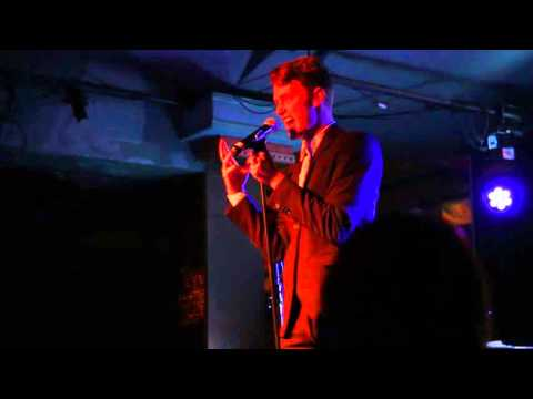 "Michael Thomas Grant - ""Kissing the Lipless"""
