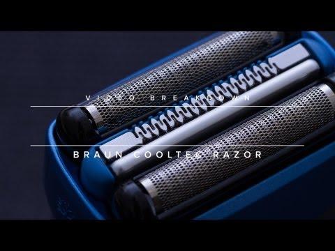 Video Breakdown: Braun CoolTec Razor