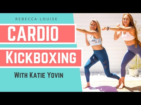 Cardio Kickboxing Workout To BURN FAT At Home 5 Minute Workout