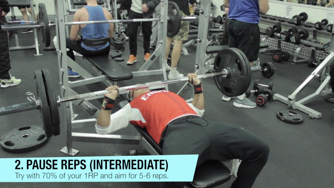 Guillotine Bench Press Part - 20: Realist Ant - Variations Of Flat Barbell Bench Press (Increased Chest  Strength And Definition)