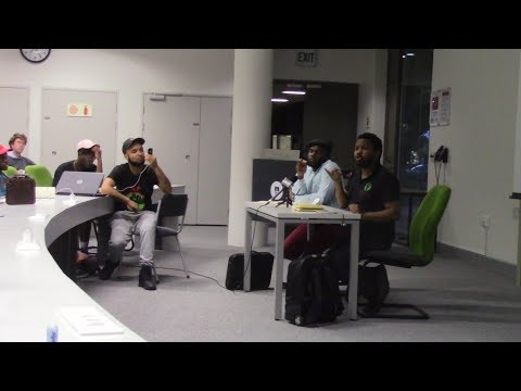 BLF President Andile  Mngxitama   State Capture &  Monopoly Capital discussion at UCT