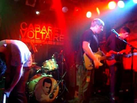 We Were Promised Jet Packs - Quit little voices at Cabaret Voltaire, Edinburgh