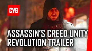 Assassins Creed Unity Revolution Gameplay Trailer