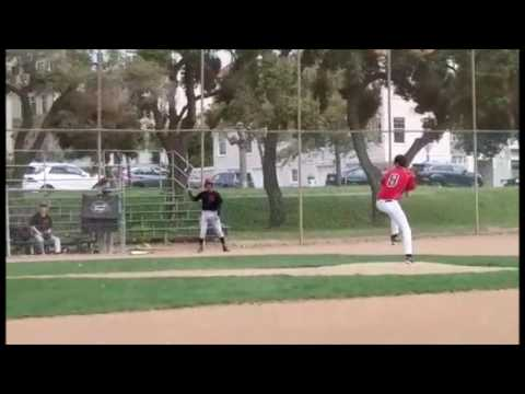 Barrett Brandon-Ng Highlights Vs. Pescadero High School 4/24/17