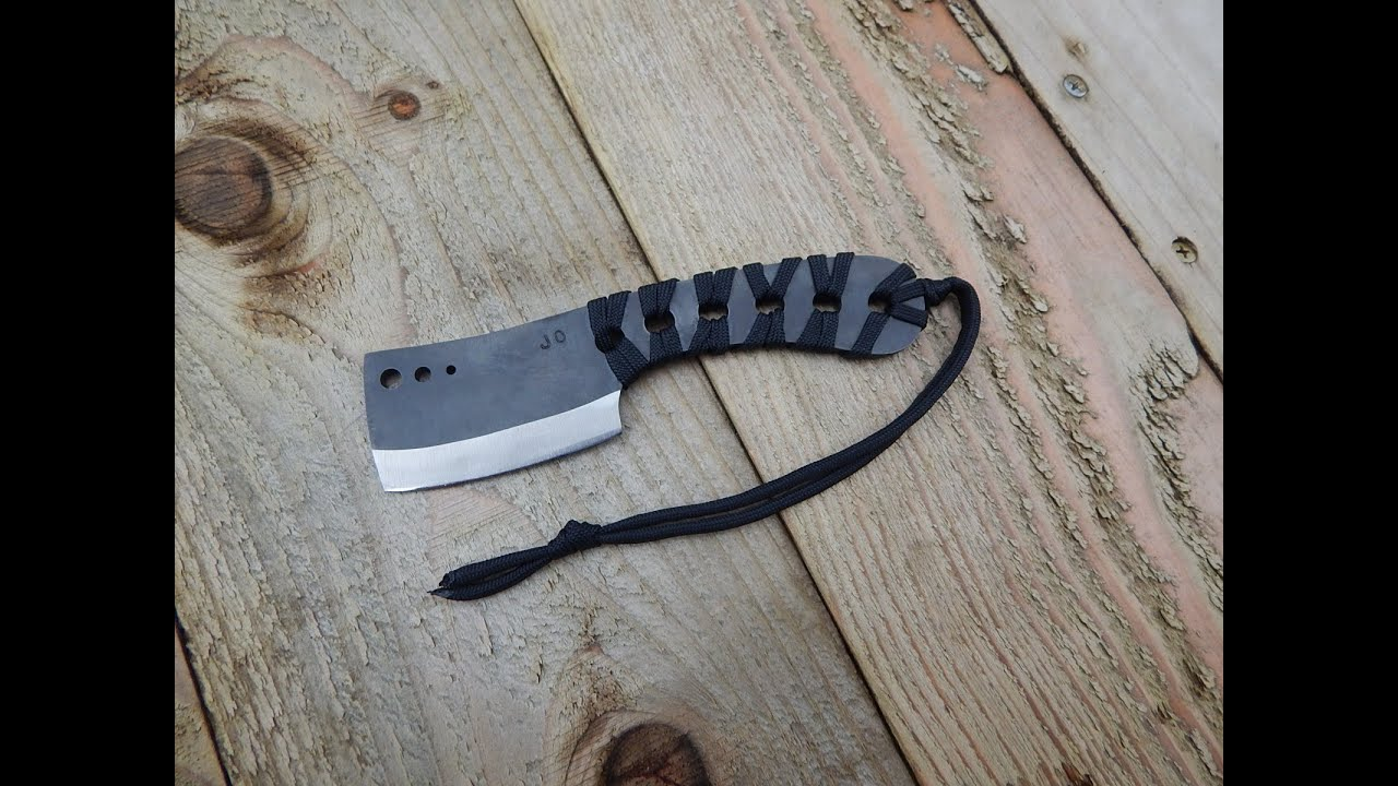 how to choose chinese cleaver
