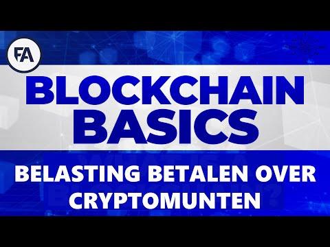 Belasting over je Cryptomunten betalen in Nederland   Blockchain Basics