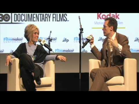 Sheila Nevins on Character-Driven Documentaries
