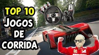 TOP 10 dos jogos de corrida para PC !!!!!!! G27