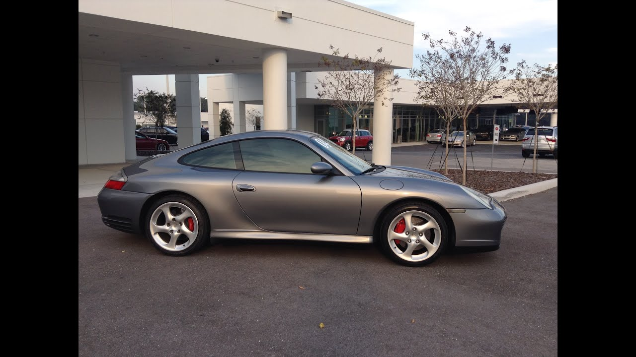 Pre-owned Porsche 911 C4S for sale in Tampa Bay Florida - Call for