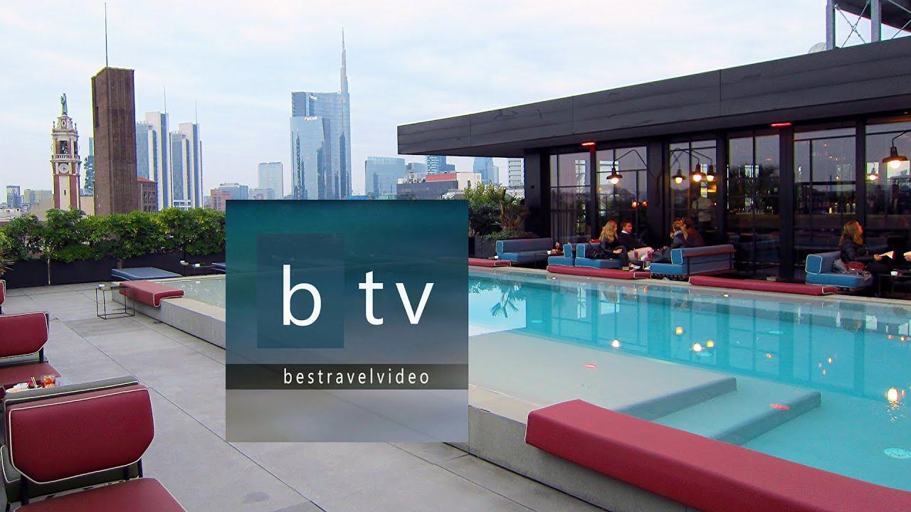 Best Milano - Top Restaurants in Milan : Ceresio 7 Pools ...