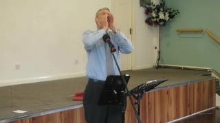 2016-07-03 Warwick Gould - Mark 10:46-52 - Step out of your boat and follow Jesus