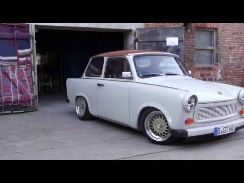 trabant 601 you me tuning youtube
