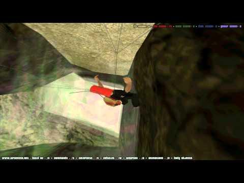 Cave Basejump in SA-MP