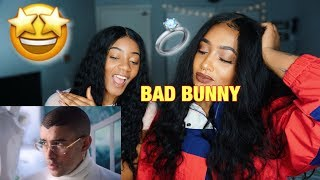 Reaction Si Estuviésemos Juntos - Bad Bunny     *new*