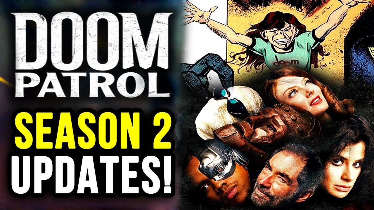 More Villains Cast For Doom Patrol Season 2 Big Bad Theory