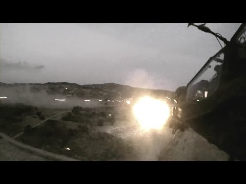Turkish Army - T-129 Attack Helicopter in ACTION  - 1080p HD