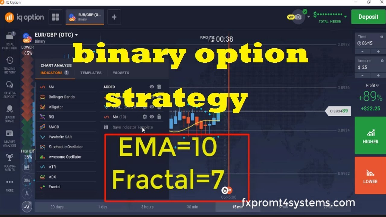Binary options 100 profit