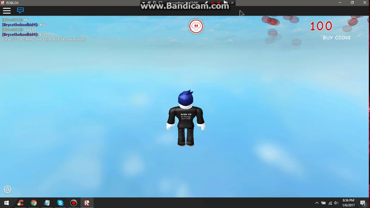 Roblox How To Be Guest 666 9999 Or 0 Youtube