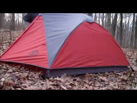 Alps Mountaineering Chaos 2 Tent & Alps Mountaineering Chaos 2 Tent - YouTube