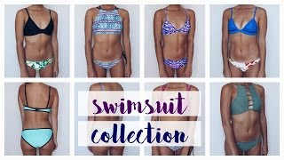 My Swimsuit Collection 2016 + TRY ON