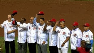 The 1975-76 Reds reunite in Cincinnati
