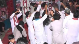 Chita chola si day darzi (mehndi of Ch Farrukh & C