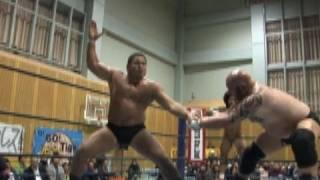 2011.01.26 TANAHASHI & NAKANISHI & STRONGMAN vs GIANT BERNARD & KARL ANDERSON & TAMA TONGA
