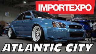 homepage tile video photo for Import Expo: Atlantic City 2021