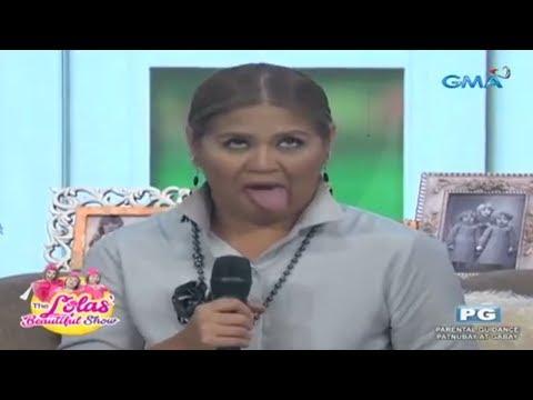 The Lolas' Beautiful Show - November 9, 2017 w/ Candy Pangilinan