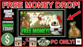 "GTA 5 MONEY DROP LOBBY ""READ THE DESCRIPTION"" [Free PC Drop] 1.50"