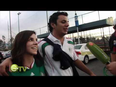 Partido Mexico Guyana