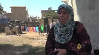 أم بشار.. تجسيد لمعاناة آلاف الأمهات السوريات