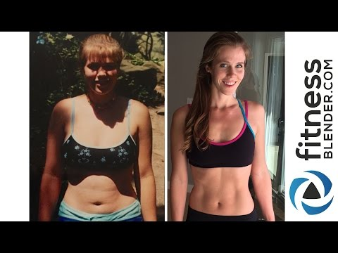 Kelli\'s Before and After Story: How I Lost 40 lbs and Overcame My Eating Disorder