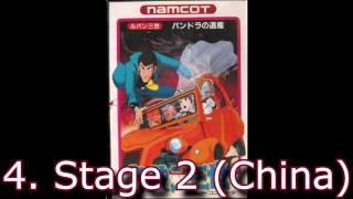 Lupin Sansei: Pandora no Isan (Famicom) Full HQ Original Stereo OST