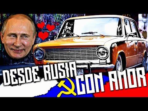 La Industria de Autos en Rusia