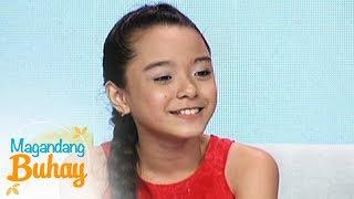 Magandang Buhay: Sheenna's TNT Kids experience