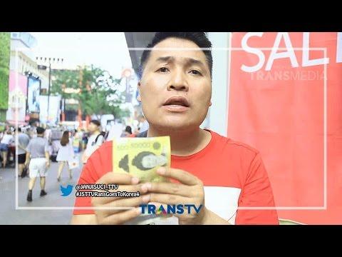 JANJI SUCI - Liburan Rame Ke Korea Eps 4 (21/08/16) Part 3/4