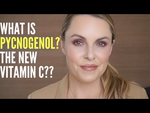 PYCNOGENOL INGREDIENT REVIEW || A Vitamin C Alternative?