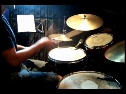 Bateria: 2nd line new orleans funk (drums)