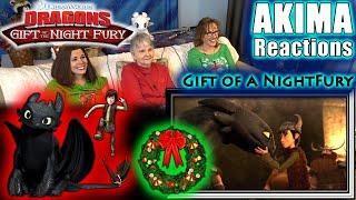 Gift Of A Nightfury   AKIMA Reactions