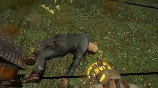 Half-Life 2 Killing Father Grigori