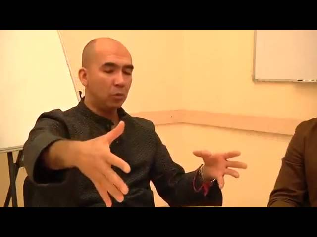 Azamat Ushanov  и Сергей Азимов часть 1