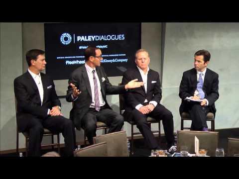 Content Innovation: A Conversation with Kenneth Lowe, Josh Sapan, and David Zaslav
