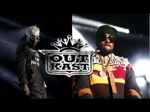 OutKast At Last Concert